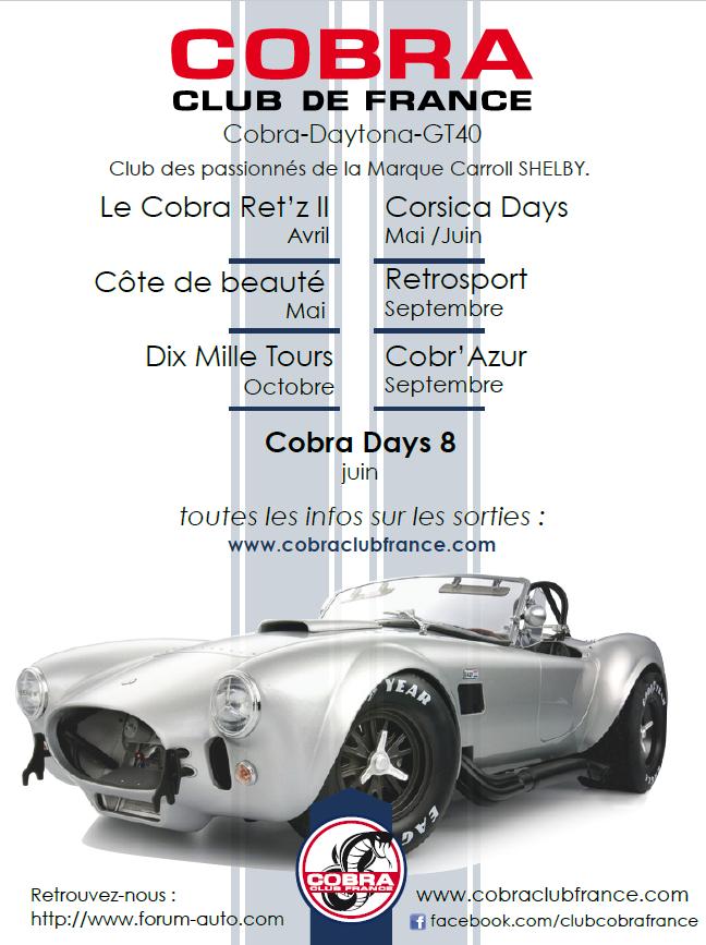 Le Cobra Club de France